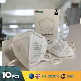 KN95 face masks 10 pcs